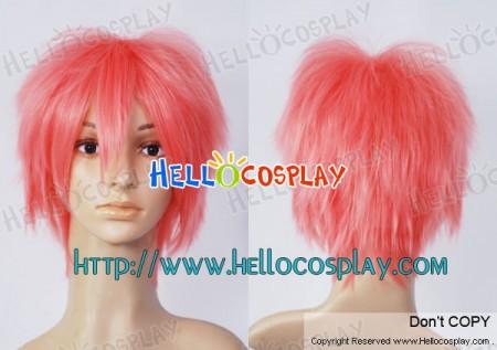 Blue Exorcist Cosplay Shima Renzou Wig