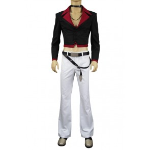 The King of Fighters XIII Cosplay Iori Yagami Costume