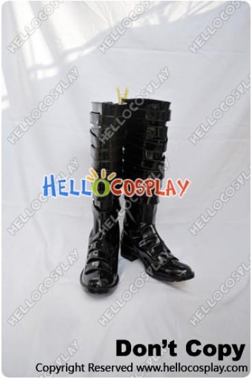 Katekyo Hitman Reborn Cosplay Kuromu Dokuro Boots