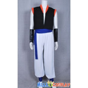 DBZ Dragon Ball Z Gogeta Cosplay Costume