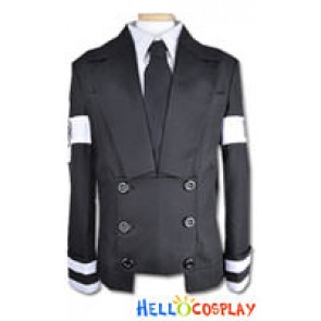 Rakurowa High School Boy Uniform From Asura Cryin' 2