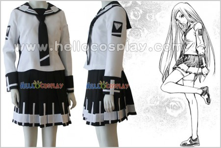 Mx0 Cosplay Seinagi Private High School Girl Uniform