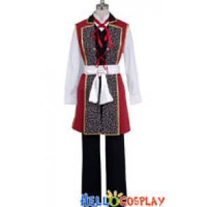 Hakuouki Shinsengumi Kitan Yukimura Chizuru Cosplay Costume