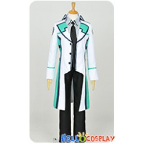 The Irregular At Magic High School Cosplay Tatsuya Shiba Uniform Costume
