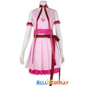 Shugo Chara Amulet Heart Ran Cosplay Costume