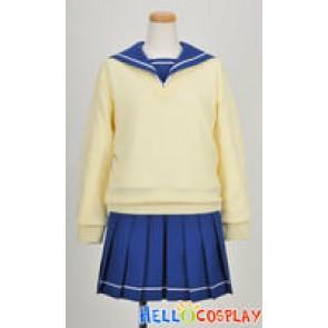 Nura: Rise of the Yokai Clan Cosplay Girl Uniform