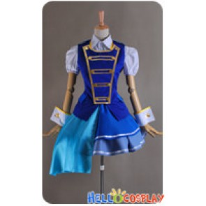 AKB0048 Season 2 Cosplay Kanata Shinonome Costume Dress
