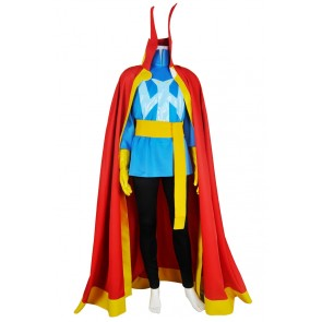 Doctor Strange Dr Stephen Cosplay Costume New