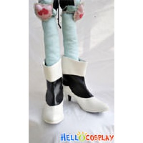 Vocaloid 2 Cosplay Knife Song Rin Kagamine Boots