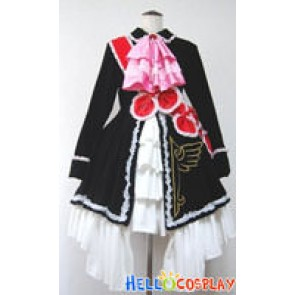 Umineko No Naku Koro Ni Cosplay Maria Ushiromiya Dress