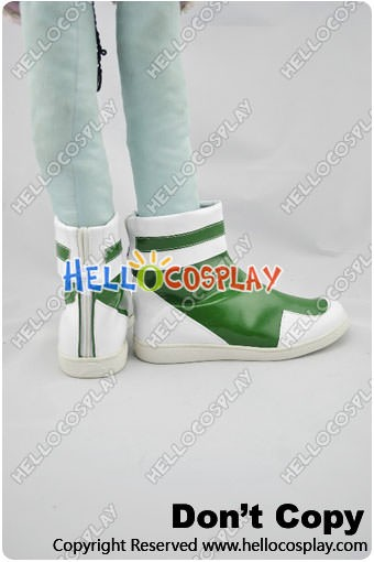 0ec713be543f2 Powerpuff Girls Z Cosplay Buttercup Shoes