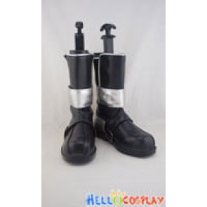 Sword Art Online Cosplay Shoes Kirigaya Kazuto Boots Black