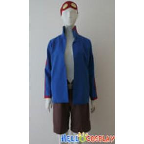 Tengen Toppa Gurren Lagann Cosplay Simon Costume