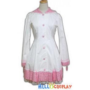 Lolita Cosplay Costume Pink Dress