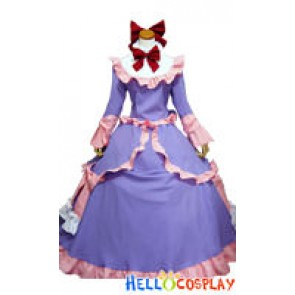Pandora Hearts Cosplay Costume Sharon Rainsworth Violet Dress