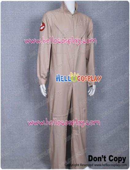 Ghostbusters Uniform Costume Jumpsuit