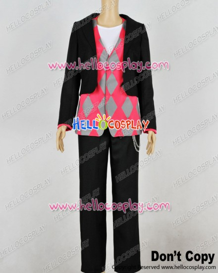 Brothers Conflict Cosplay Tsubaki Asahina Uniform Costume