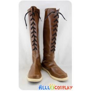 Touhou Project Cosplay Konpaku Youmu Boots