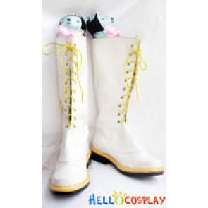 Vocaloid 2 Hard-R.K.Mix Cosplay Kagamine Rin Boots
