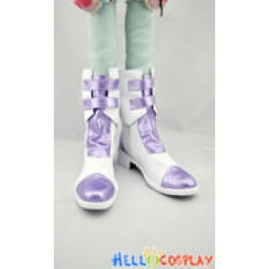 Final Fantasy Cosplay Serah Farron Short Boots