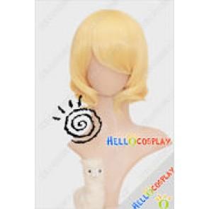 Vocaloid Cosplay Kagamine Rin Blonde Wig