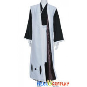Bleach Captain Of The 7th Division Sajin Komamura Cosplay Cloak