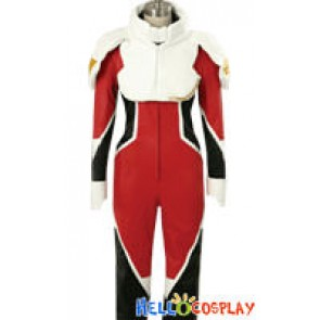 Shinn Asuka Mobile Suit Cosplay Uniform From Gundam SEED Destiny