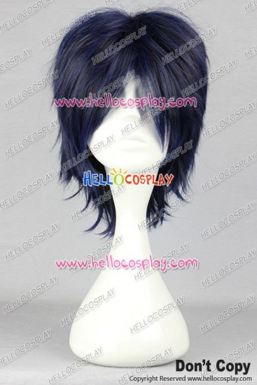 The Prince Of Tennis Senri Chitose Cosplay Wig