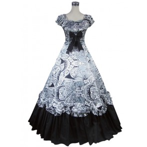 Victorian Lolita Southern Civil War Gothic Lolita Dress