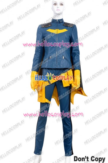 Batman Arkham City Batgirl Catwoman Cosplay Costume