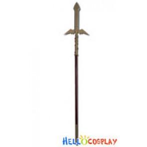 Fullmetal Alchemist Cosplay Weapons Edward Elric Lance