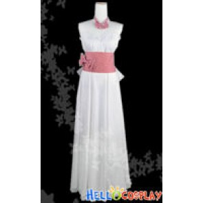 Kagamine Rin Cosplay Long Dress From Vocaloid Magnet