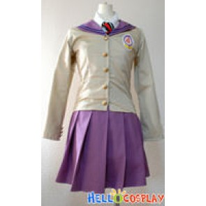 Blue Exorcist Cosplay Izumo Kamiki Costume School Girl Uniform