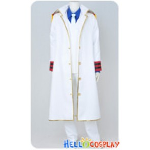 One Piece Cosplay Vice Admiral Monkey D Garp Costume