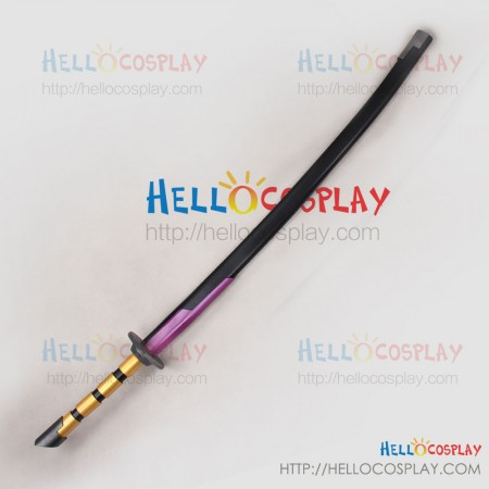 The Asterisk War The Academy City On The Water Cosplay Kirin Toudou Sword Prop