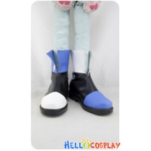 Dragon Nest Cosplay Shoes Warrior Short Boots
