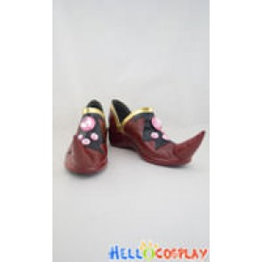 Tsubasa Reservoir Chronicle Cosplay Shoes Sakura Shoes