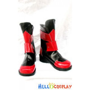 Vita Cosplay Boots From Magical Girl Lyrical Nanoha