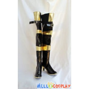 Vocaloid 2 Cosplay Shoes Lily Boots