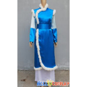 Katara Cosplay Costume From Avatar The Last Airbender