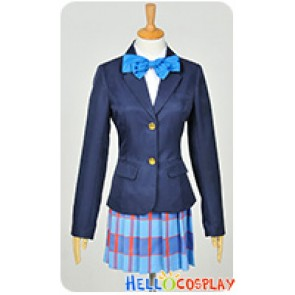 Love Live 2 Cosplay Maki Nishikino Rin Hoshizora Hanayo Koizumi Costume School Uniform