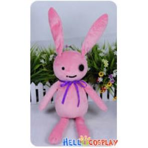 Vocaloid 3 Cosplay Yuzuki Yukari Rabbit Plush Doll
