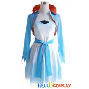 RWBY Cosplay White Trailer Weiss Schnee Uniform Costume