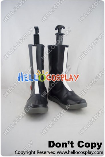 Guilty Crown Cosplay Shoes Inori Yuzuriha Boots