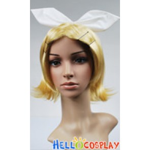 Vocaloid 2 Cosplay Kagamine Rin Wig