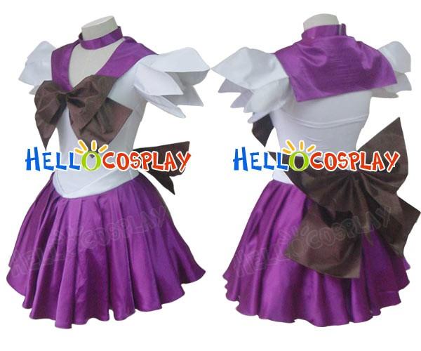 sc 1 st  Hello Cosplay & Sailor Moon Sailor Saturn Hotaru Tomoe Cosplay Costume