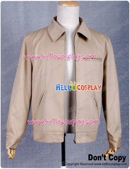 Superman Smallville Clark Kent Cosplay Costume Jacket