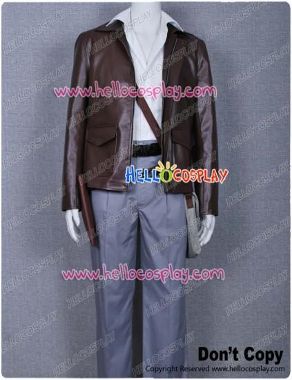 Indiana Jones Costume Harrison Ford Jacket