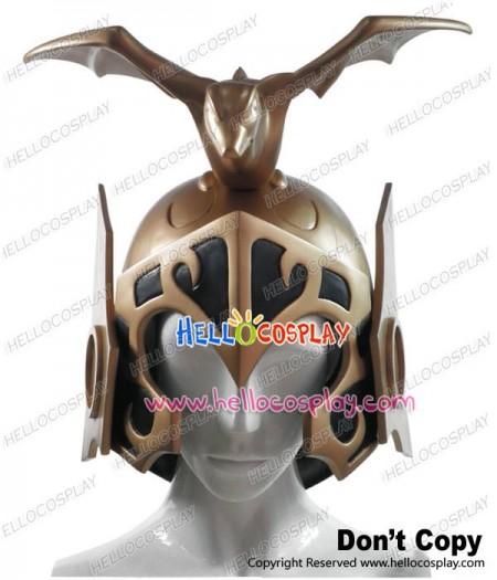 Saint Seiya Myth Cloth Cosplay Props Grand Pope Shion Helmet