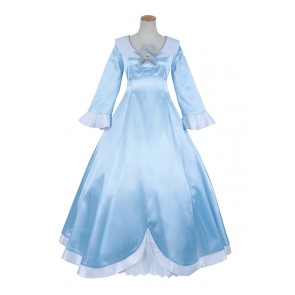 Super Mario Galaxy Cosplay Princess Rosalina Costume Dress